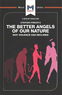An Analysis of Steven Pinker s The Better Angels of Our Nature Book