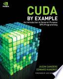 Cuda By Example Book PDF