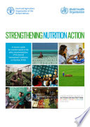 Strengthening nutrition action