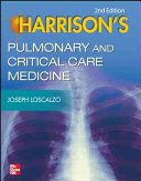 Cover of Harrison's Pulmonary and Critical Care Medicine, 2e