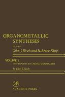 Organometallic Syntheses