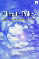 Climate Policy Options Post 2012
