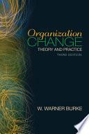 Organization Change Book