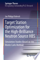 Target Station Optimization For The High Brilliance Neutron Source Hbs