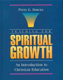 Teaching for Spiritual Growth