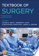 Textbook of Surgery Book