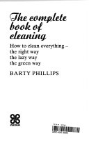 The Complete Book of Cleaning