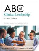 ABC of Clinical Leadership