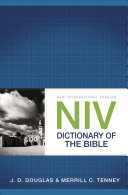 NIV Dictionary of the Bible Book PDF