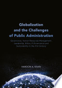 Globalization and the Challenges of Public Administration
