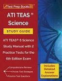 ATI TEAS Science Study Guide Book