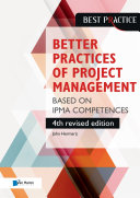 Better Practices of Project Management Based on IPMA competences – 4th revised edition