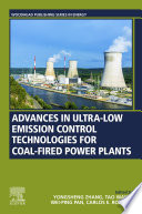 Advances in Ultra-low Emission Control Technologies for Coal-Fired Power Plants