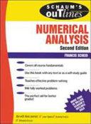 Schaum s Outline of Numerical Analysis