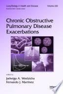 Chronic Obstructive Pulmonary Disease Exacerbations