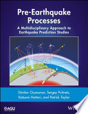 Pre Earthquake Processes