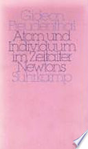 Atom und Individuum im Zeitalter Newtons
