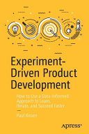 Experiment Driven Product Development