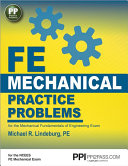 FE Mechanical Practice Problems Book