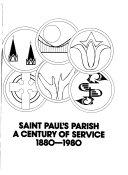 Saint Paul S Parish