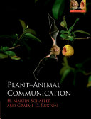 Plant Animal Communication