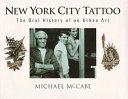 New York City Tattoo Book
