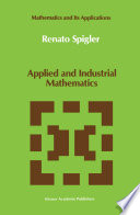 Applied and Industrial Mathematics