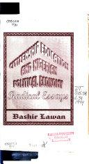 Citizenship Education and Nigerian Political Economy