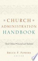 Church Administration Handbook