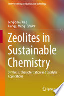 Zeolites in Sustainable Chemistry