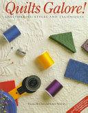 Quilts Galore  Book PDF