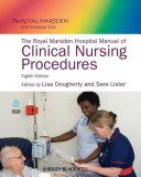 The Royal Marsden Hospital Manual of Clinical Nursing Procedures Pdf/ePub eBook