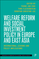 Welfare Reform and Social Investment Policy Pdf/ePub eBook
