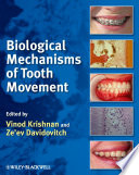 Biological Mechanisms Of Tooth Movement Book PDF