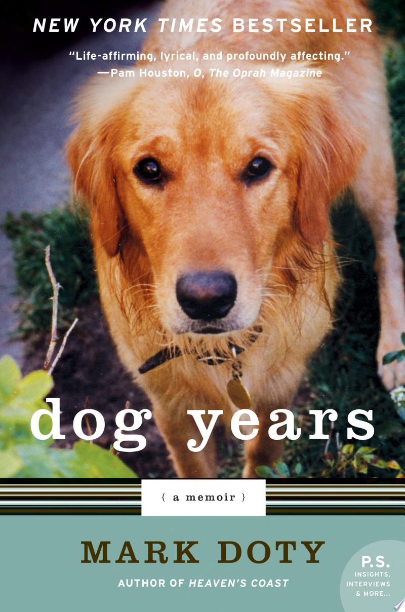 Dog Years banner backdrop