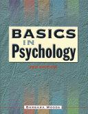 Basics In Psychology