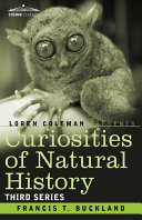 Pdf Curiosities of Natural History, In Telecharger