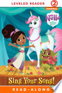 Sing Your Song   Nella the Princess Knight