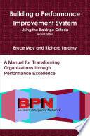Building a Performance Improvement System  2e Book