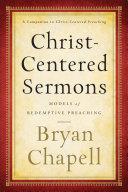 Christ Centered Sermons