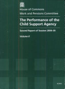 Pdf The Performance of the Child Support Agency