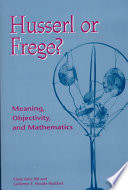 Husserl Or Frege?