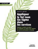 Appliquer le ToC Lean Six Sigma dans les services