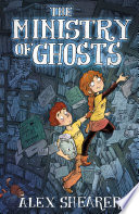 The Ministry of Ghosts Book