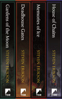 Pdf Malazan Book of the Fallen: Books 1-4