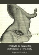Tratado de patologia quirúrgica, 1 (2na part)