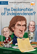 What Is the Declaration of Independence? Pdf/ePub eBook