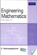 Engineering Mathematics: Volume II