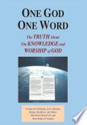 One God One Word