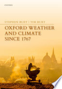 Oxford Weather and Climate Since 1767